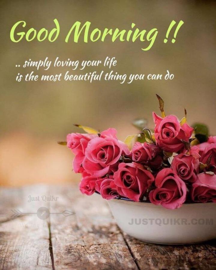 Good Morning Cute Pics Images Photo Wallpaper
