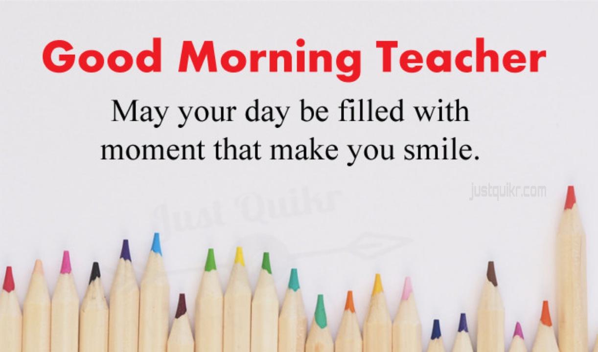 Good Morning Mam Pics Images Photo Wallpaper Download