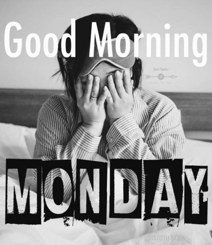 Good Morning Monday Pics Images Photo Wallpaper Download