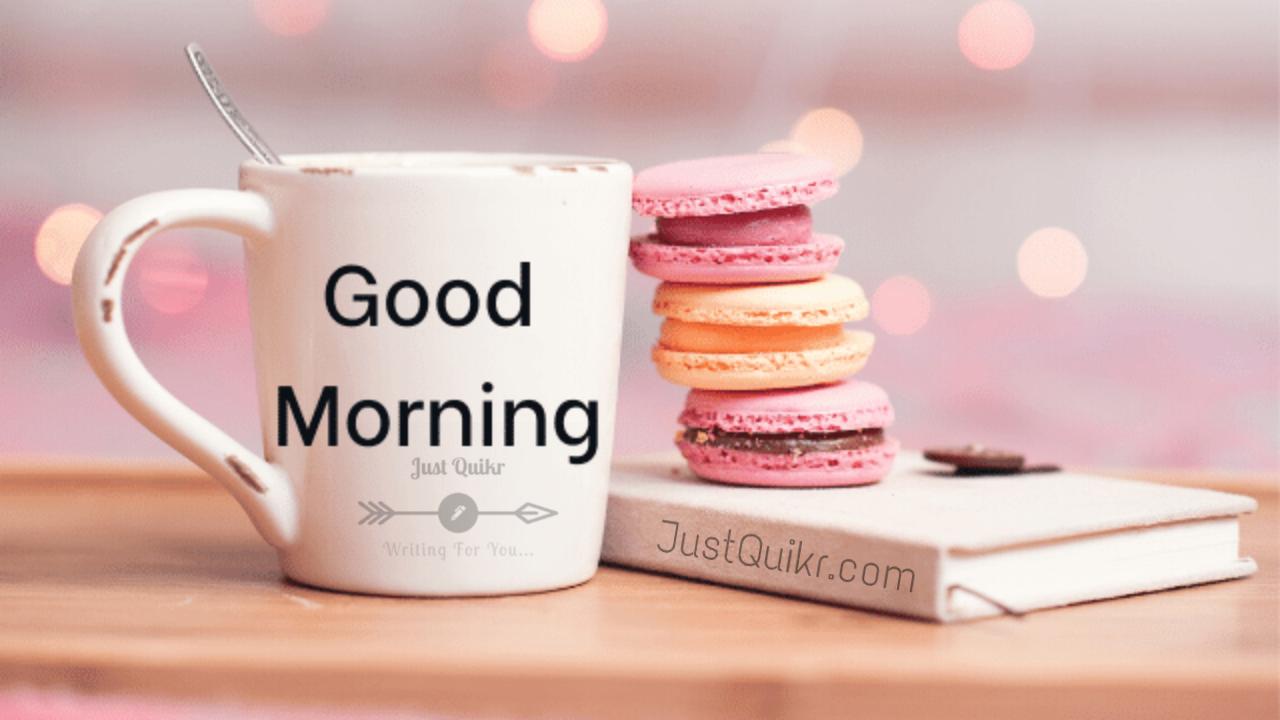 Good Morning Tea Pics Images Photo Wallpaper Download