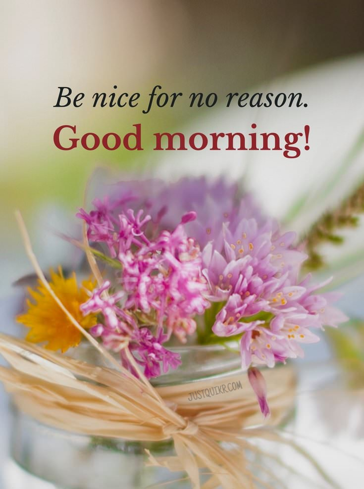 Good Morning Thoughts Photo Wallpaper Download