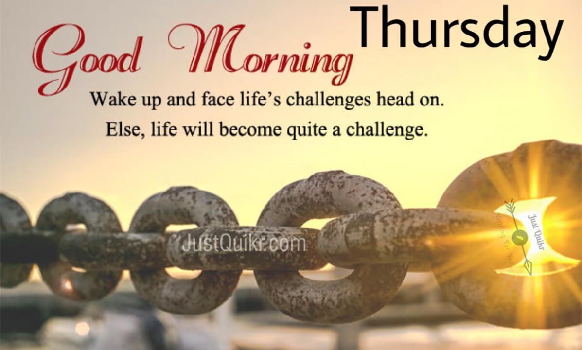 Good Morning Thursday Pics Images Photo Wallpaper Download