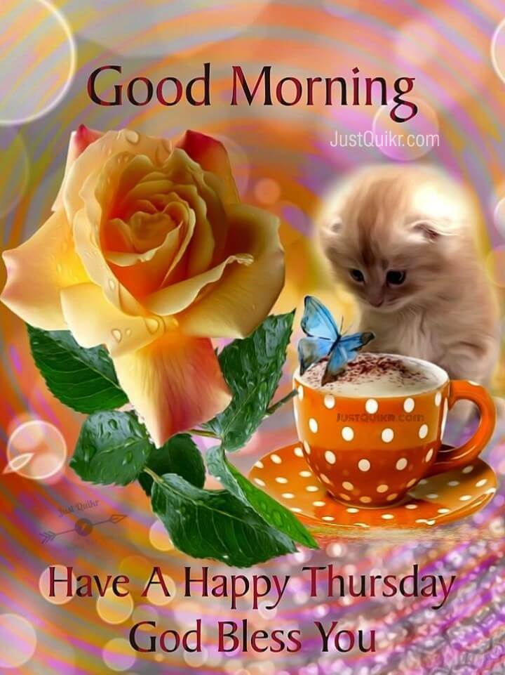 Good Morning Thursday Messages Wishes Shayari SMS HD Pics Images Photo Wallpaper for Whatsapp Instagram And Facebook