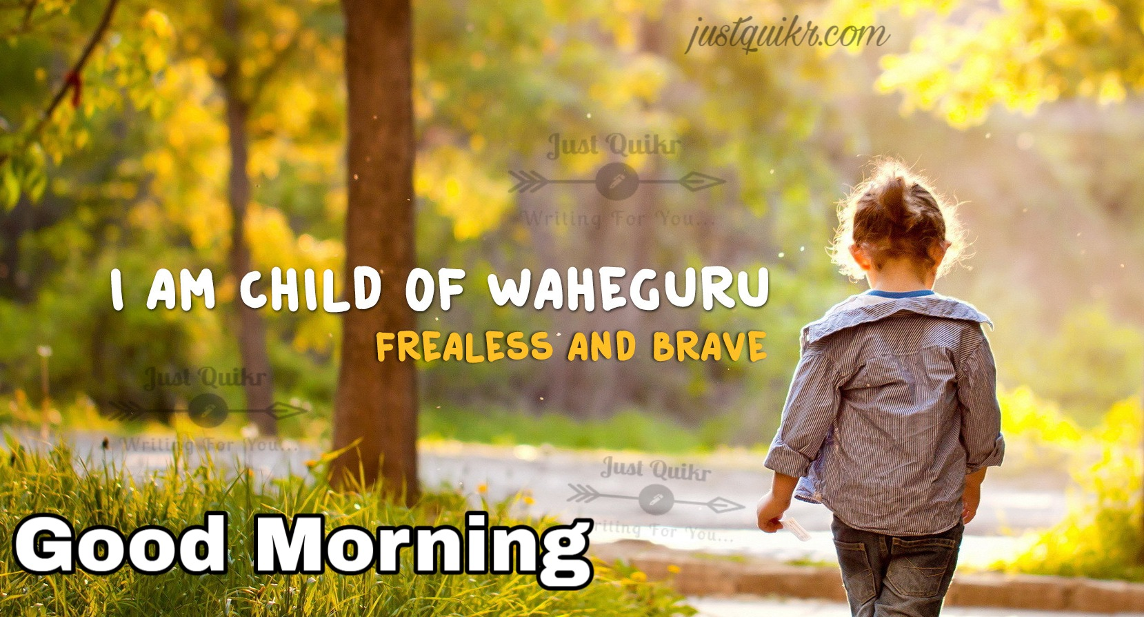 Good Morning WaheGuru Messages Wishes Shayari SMS HD Pics Images Photo Wallpaper for Whatsapp Instagram And Facebook