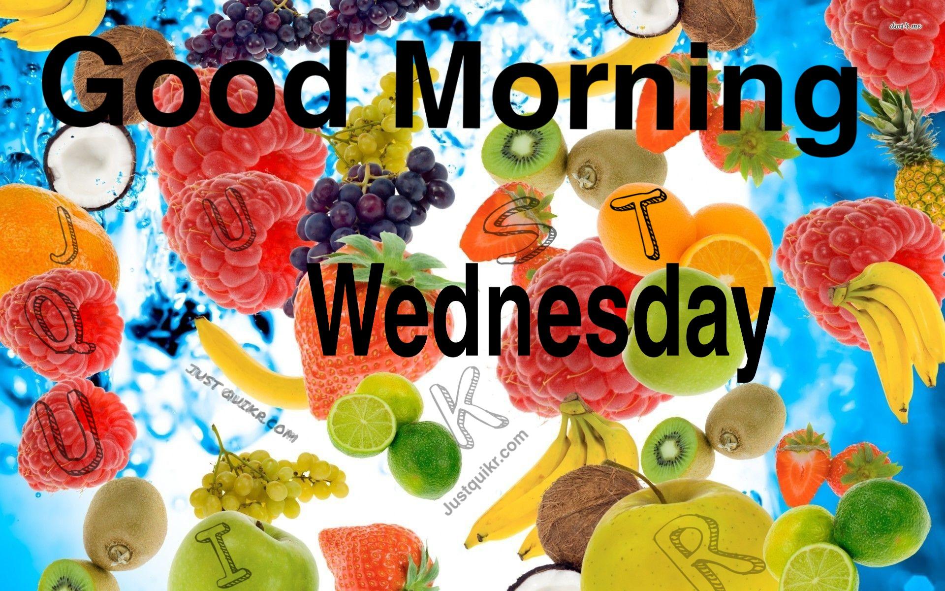 GoodMorning Wednesday Pics Images