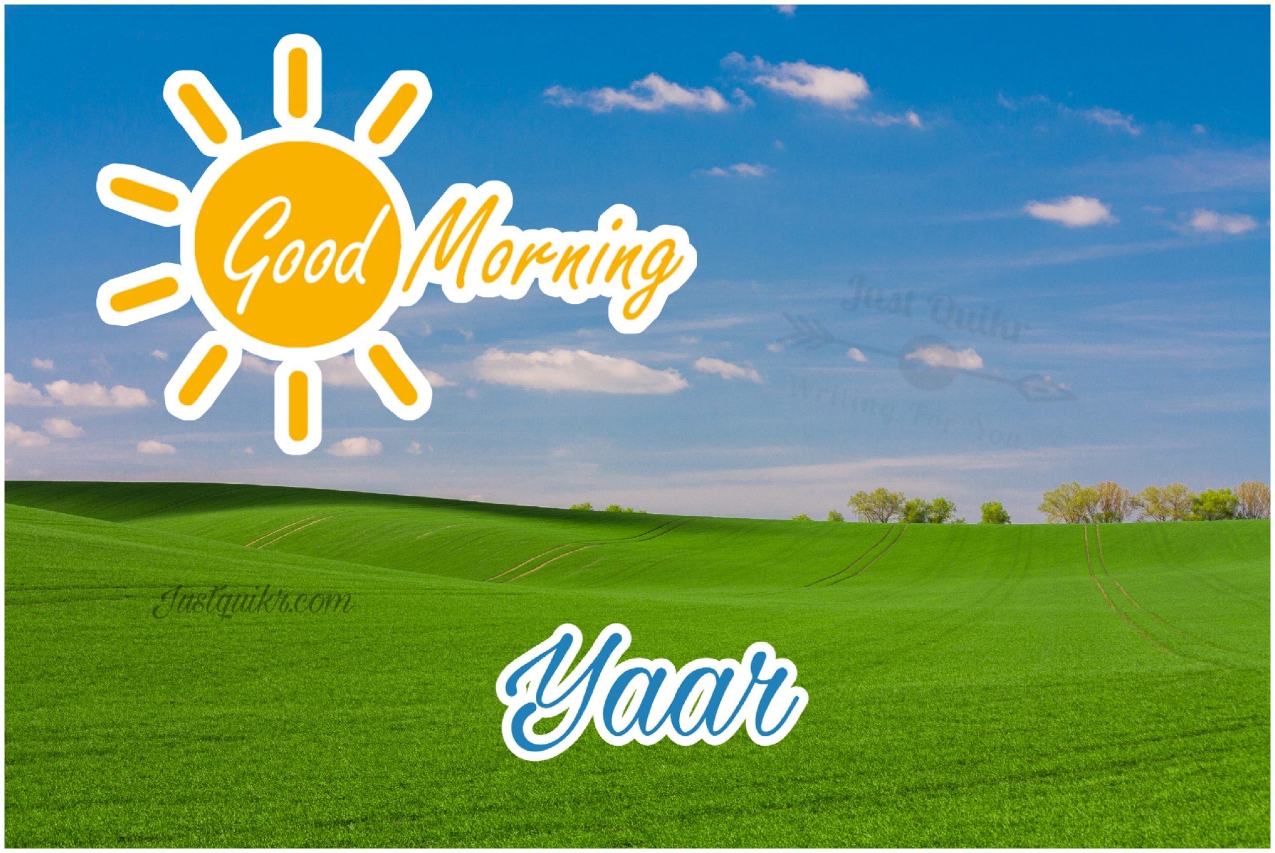 Good Morning Yaar Messages Wishes Shayari SMS HD Pics Images Photo Wallpaper for Whatsapp Instagram And Facebook
