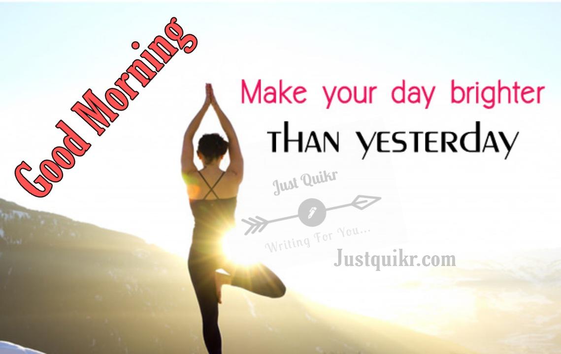 Good Morning Zindagi Quotes