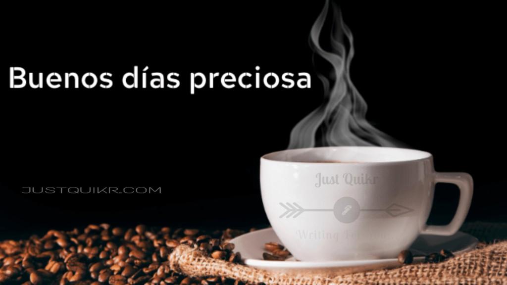 Good Morning Spanish Pics Images Photo Wallpaper