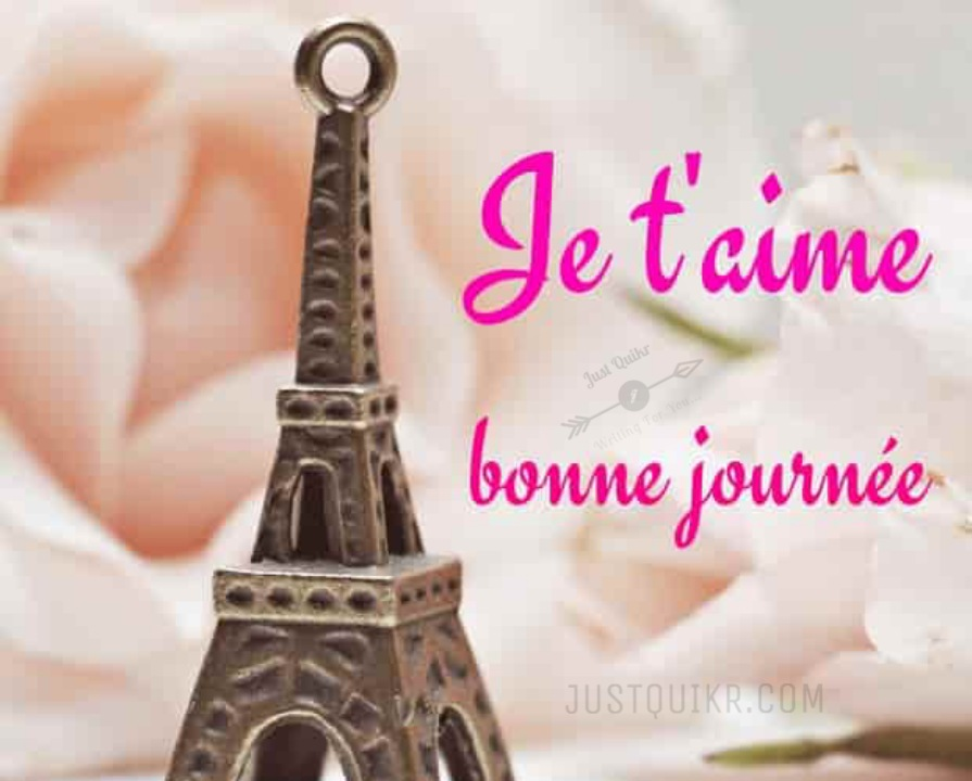 Good Morning French Quotes Messages Wishes Shayari SMS HD Pics Images