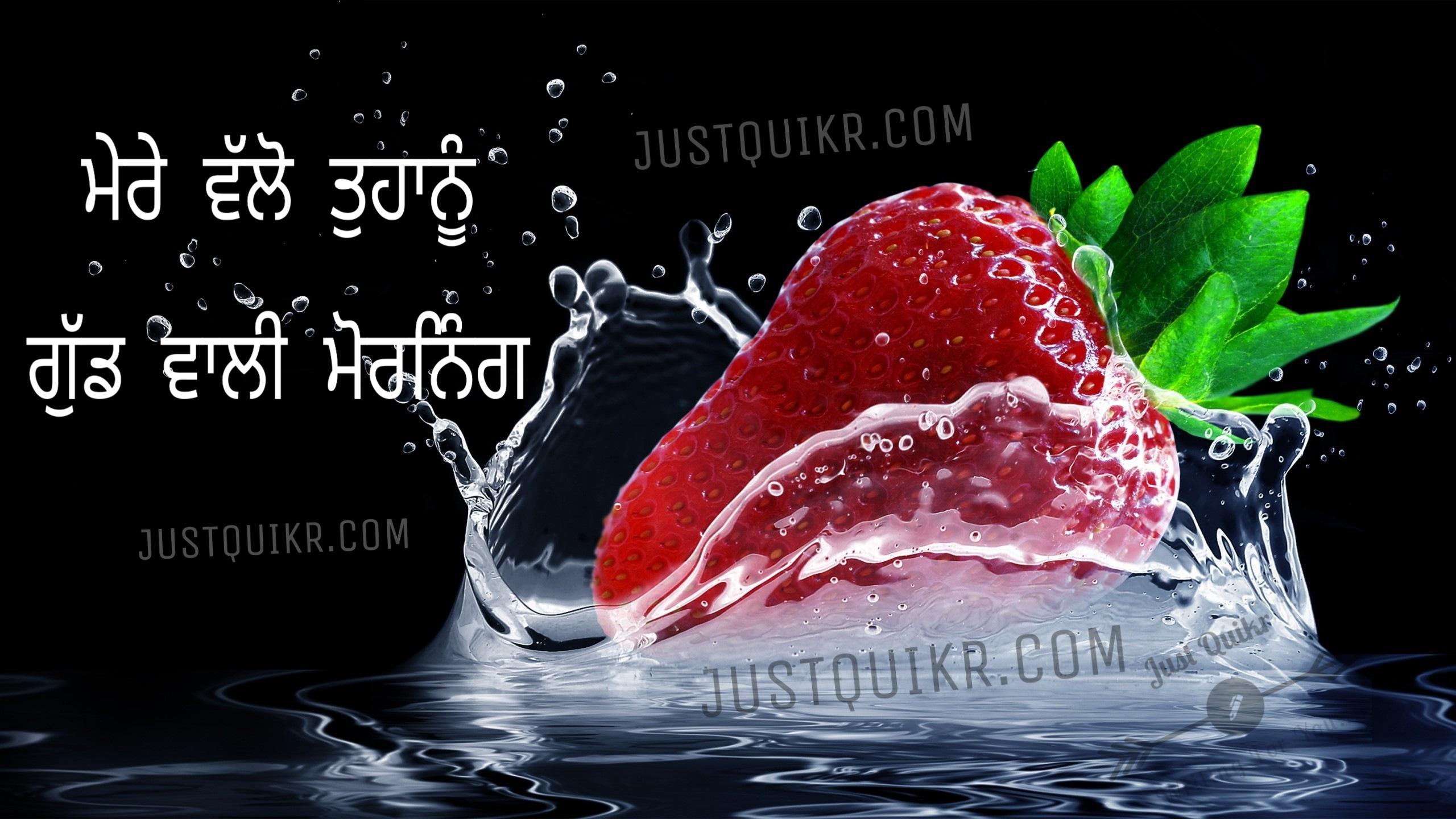 Good Morning PunjabiQuotes Messages Wishes Shayari SMS HD Pics Images