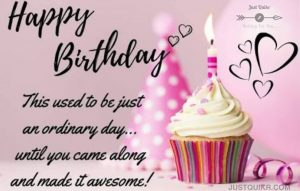 Creative Happy Birthday Wishing Cake Status Images for Lover Boy