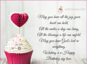 Happy Birthday Shayari Greetings Sayings SMS and Images for Lover Boy