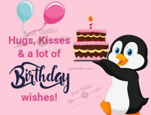 Happy Birthday Wishing Cake Status Images for Ex Friend