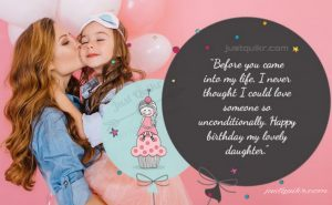Happy Birthday Special Unique Wishes and Messages for Little Daughter