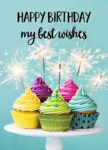 CreativeHappy Birthday Wishes Thoughts Quotes Lines Messages in English for Normal Friend