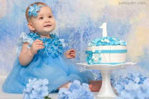 Happy Birthday Special Unique Wishes and Messages for One year Old Girl