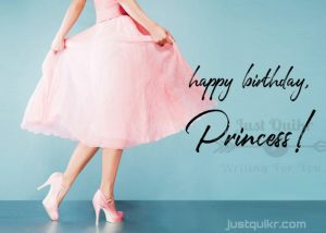 Happy Birthday Special Unique Wishes and Messages for Princess
