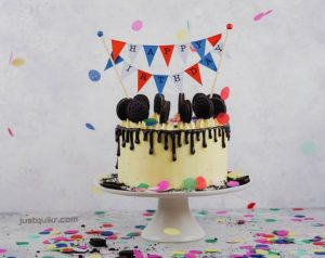 CreativeHappy Birthday Wishing Cake Status Images for Real Brother
