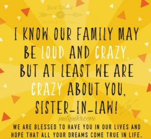 Happy Birthday Funny Wishes Memes and Images for Sister in Law