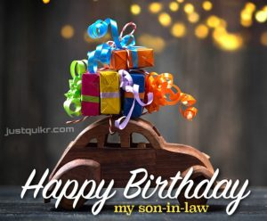 Happy Birthday Funny Wishes Memes & Images for Son in Law