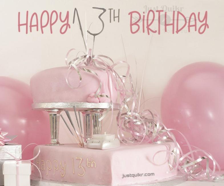 CreativeHappy Birthday Wishing Cake Status Images for Teenagers
