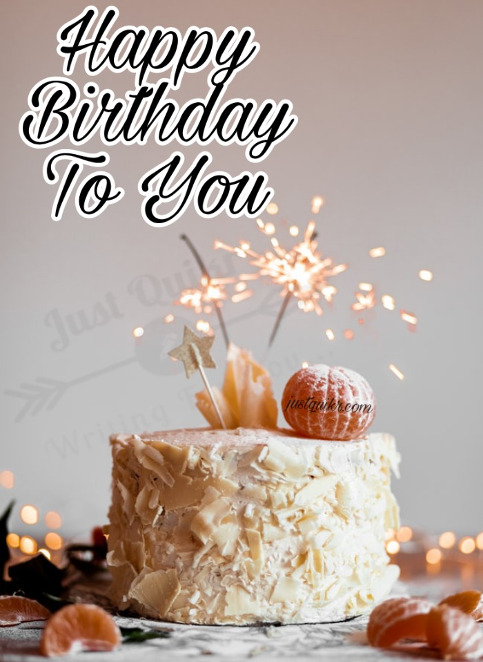 Creative Happy Birthday Wishing Cake Status Images for Very Special Friend