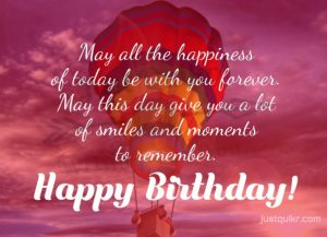 Creative Happy Birthday Wishes Thoughts Quotes Lines Messages in English for Woman