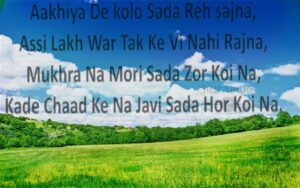 CreativeHappy Birthday Wishes Thoughts Quotes Lines Messages for Wife in Punjabi