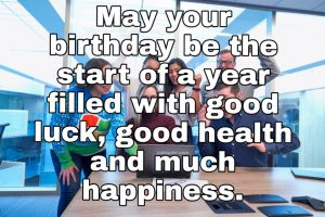 Creative Happy Birthday Wishes Thoughts Quotes Lines Messages in English for Team Members