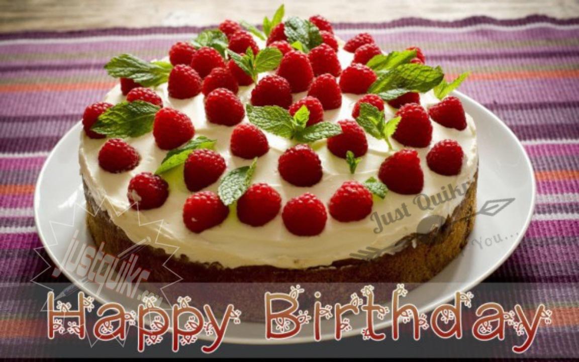 CreativeHappy Birthday Wishing Cake Status Images for Aunty in Punjabi