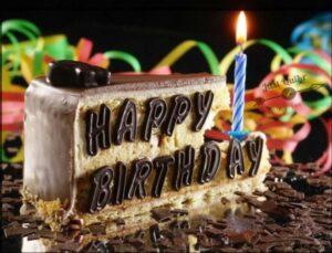 CreativeHappy Birthday Wishing Cake Status Images for Ex Boss