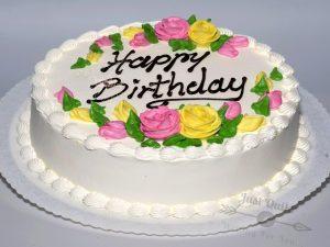 CreativeHappy Birthday Wishing Cake Status Images for Office Staff