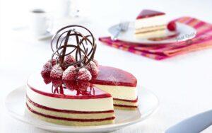 CreativeHappy Birthday Wishing Cake Status Images for Online Friend