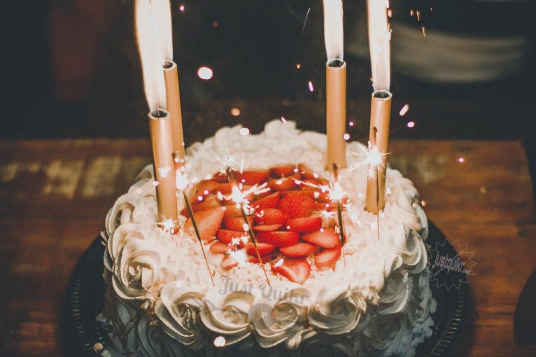 Creative Happy Birthday Wishing Cake Status Images for Whatsapp