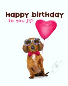 Happy Birthday Funny Wishes Memes and Images for Sister in Punjabi