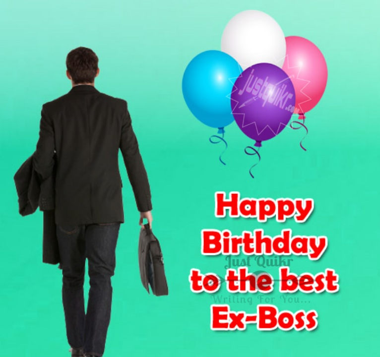 Happy Birthday Special Unique Wishes and Messages for Ex Boss