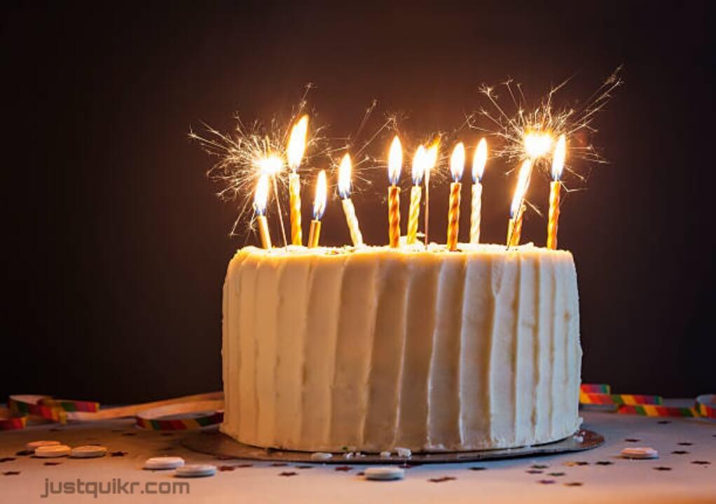 CreativeHappy Birthday Wishing Cake Status Images for Ex Wife