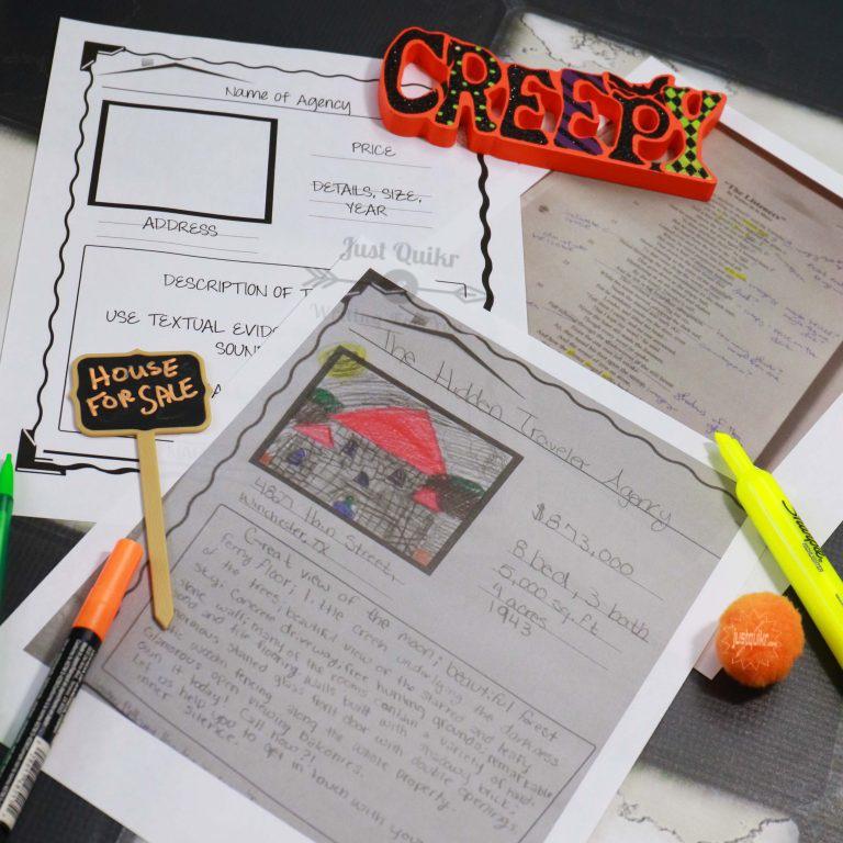 Halloween Day Activities for High School Students