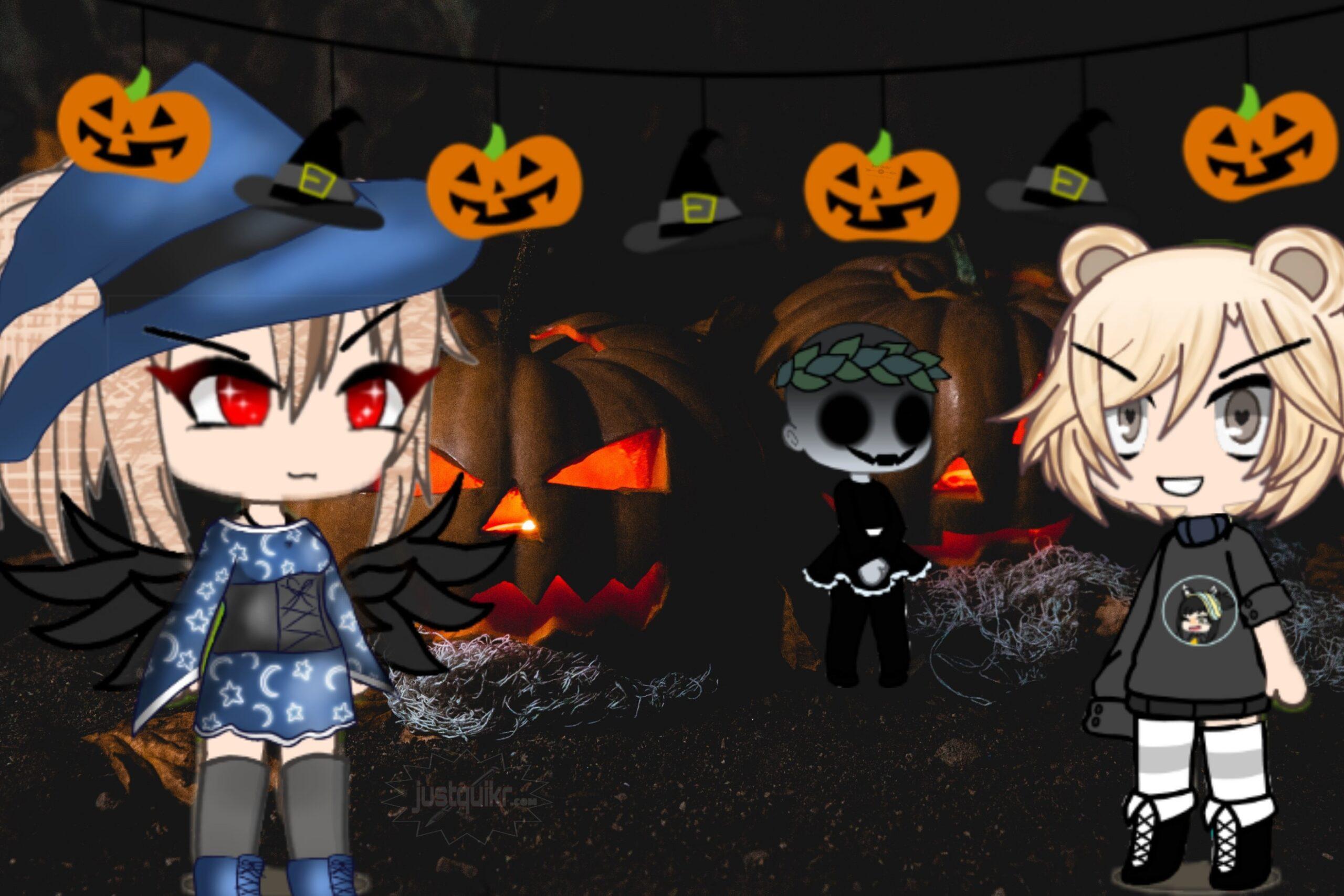 Halloween Day Cartoon Activities