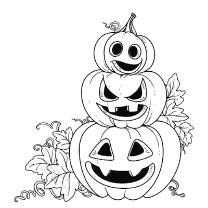 Halloween Day Celebration Drawings Pictures Images free Download