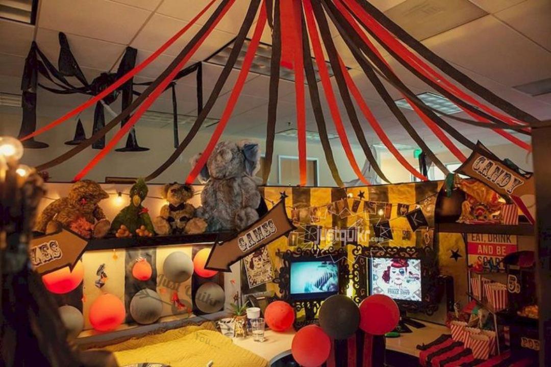 Halloween Day Celebration at Office Ideas