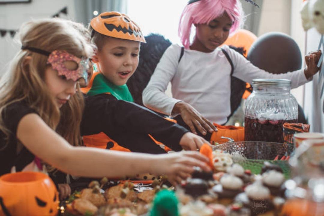 Halloween Day Celebration in Preschool