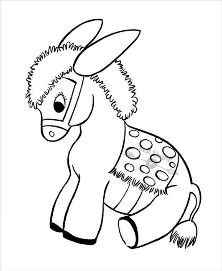 Halloween Day Coloring Pages Drawings for Preschoolers
