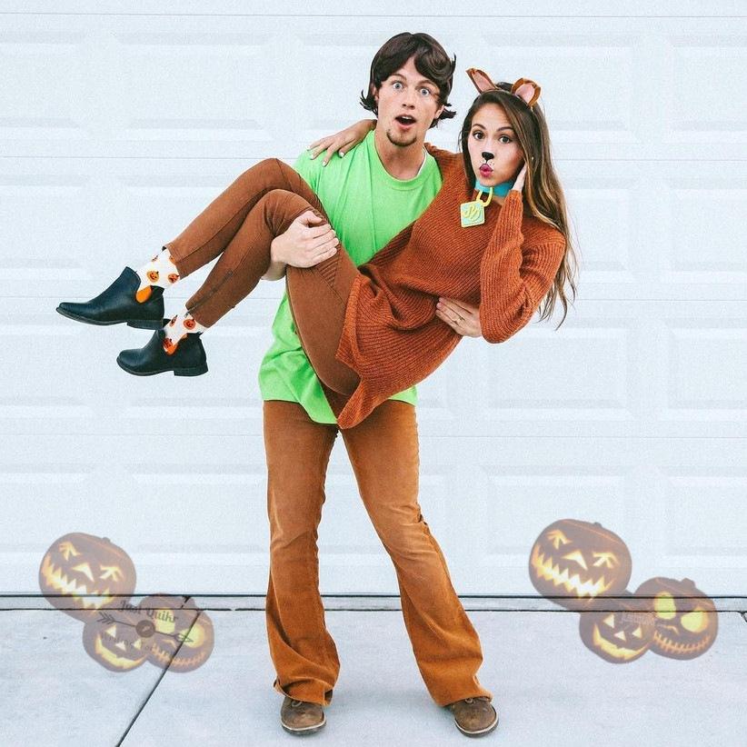 Halloween Day Dress Ideas for Anniversary