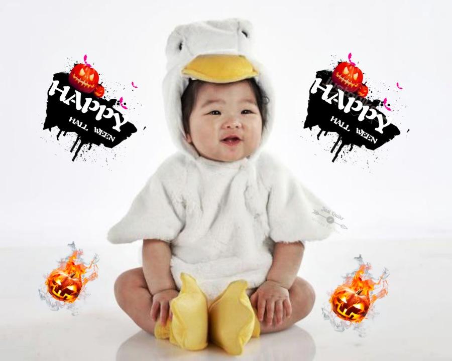 Halloween Day Dress Ideas for Babies