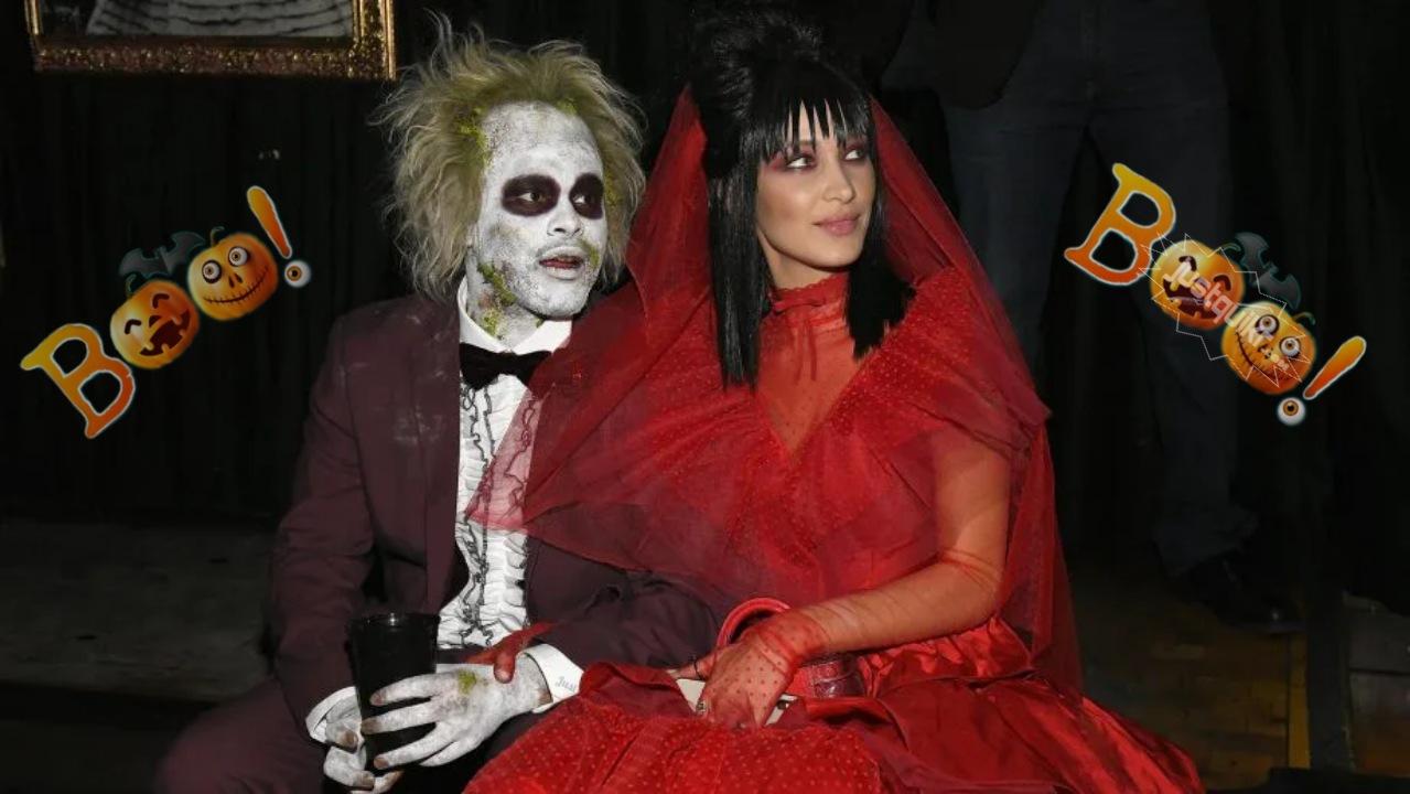 Halloween Day Dress Ideas for Bride