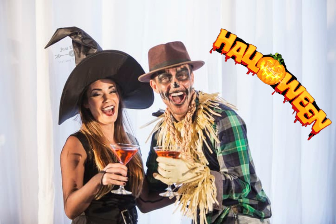 Halloween Day Dress Ideas for Couples