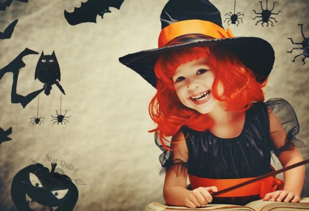 Halloween Day Dress Ideas for Daughter
