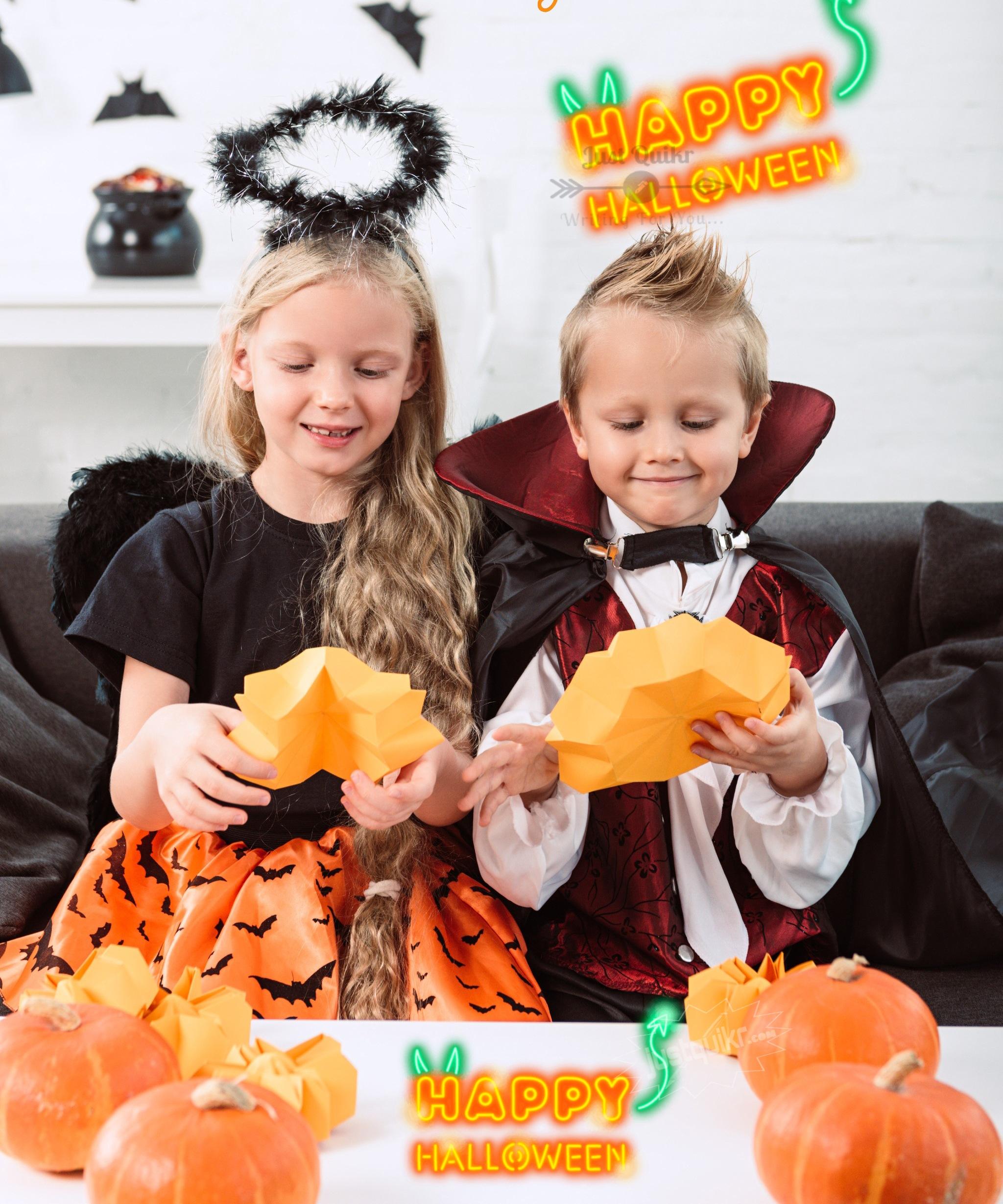Halloween Day Dress Ideas for Friends