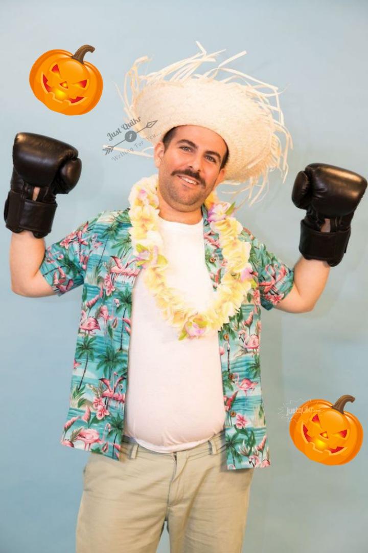 Halloween Day Dress Ideas for Guys